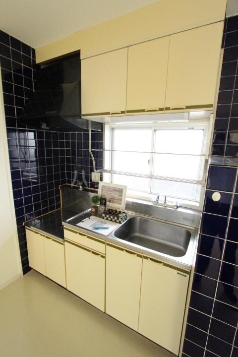 アークセカンド 505号室のキッチン