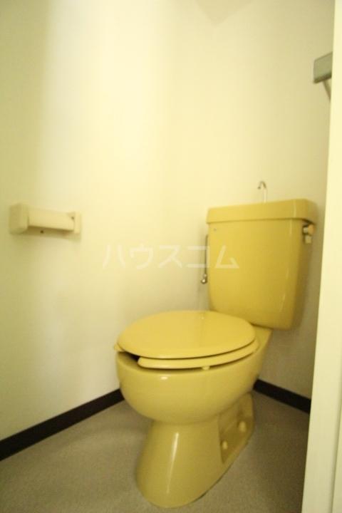 アークセカンド 505号室のトイレ