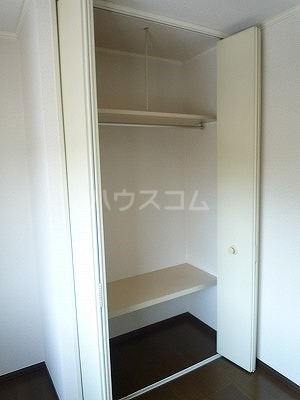 ルネッサンス山本B 206号室のキッチン
