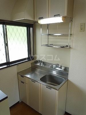 ルネッサンス山本B 206号室の風呂