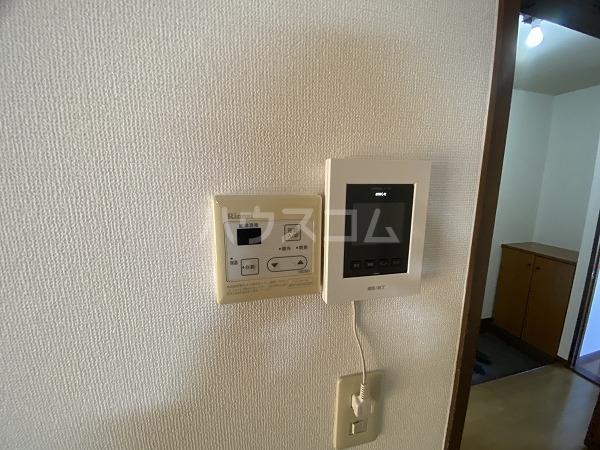 マンションマルカネ 103号室のバルコニー