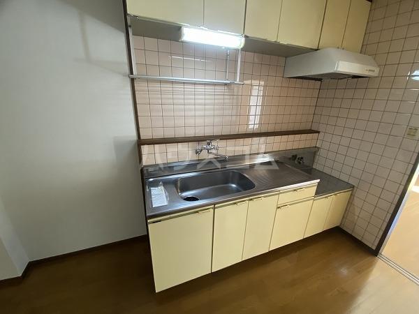 マンションマルカネ 103号室のキッチン