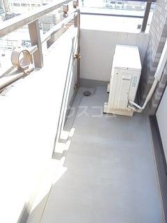 スカイコート品川第6 204号室のバルコニー