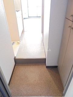 スカイコート品川第6 204号室の玄関