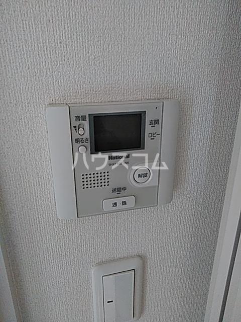 ラ・セレッソ 103号室のセキュリティ