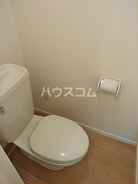 ラ・セレッソ 103号室のトイレ