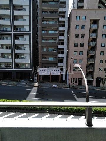 菱和パレス高輪TOWER 405号室の景色