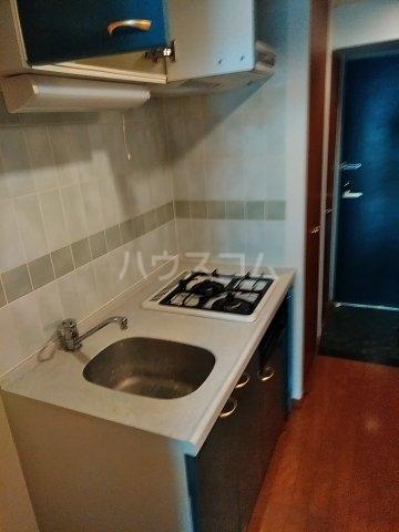 菱和パレス高輪TOWER 405号室のキッチン