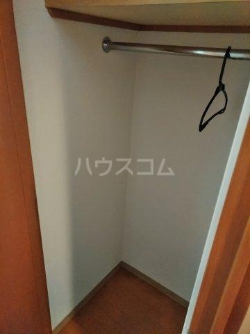 菱和パレス高輪TOWER 405号室の収納