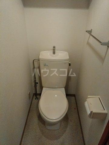 菱和パレス高輪TOWER 405号室のトイレ