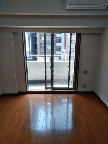 菱和パレス高輪TOWER 405号室のベッドルーム