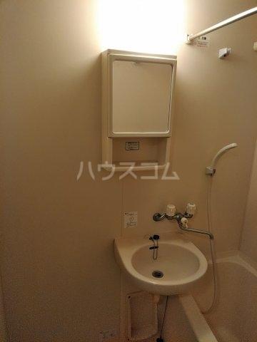 菱和パレス高輪TOWER 405号室の洗面所