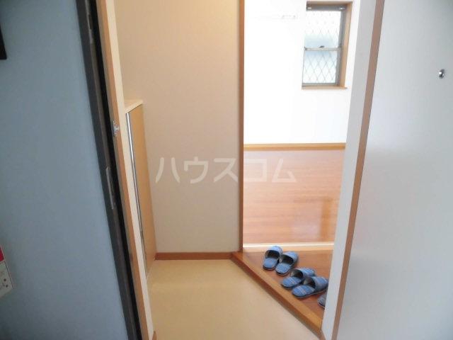 グレイスコート 201号室の玄関