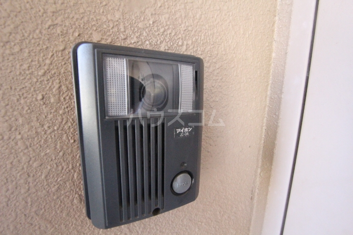 クレセントヒルズ 405号室のセキュリティ