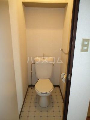 メゾン野見山台ⅡA棟 201号室のトイレ