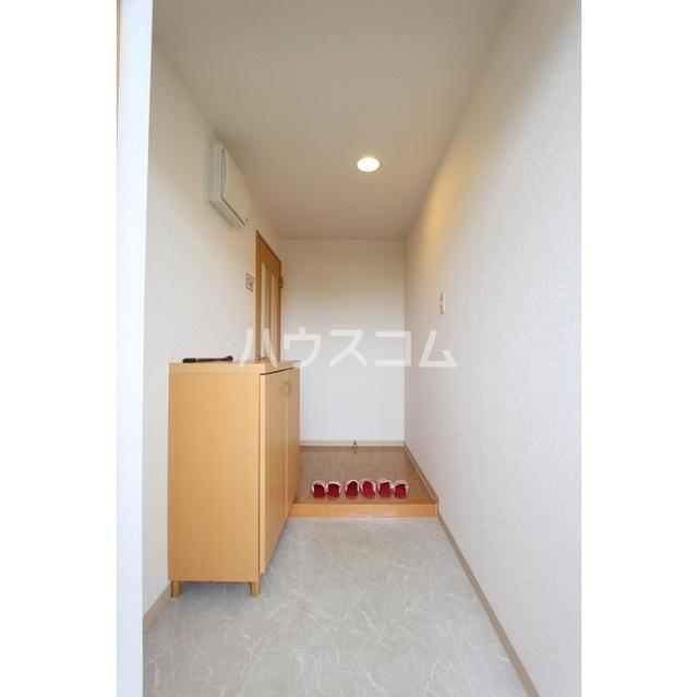 ソシア・ルーチェ 303号室のエントランス