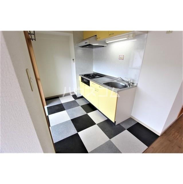 ソシア・ルーチェ 303号室のキッチン