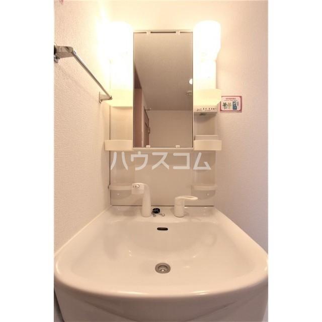 ソシア・ルーチェ 303号室の洗面所