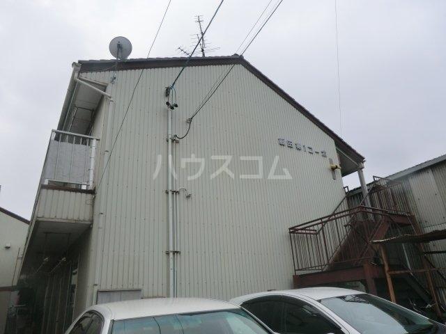 飯田第一コーポ外観写真