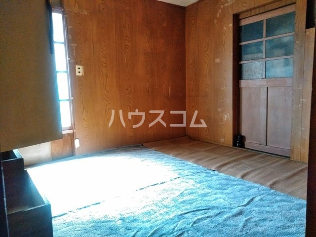 志茂ハイツ 12号室のキッチン