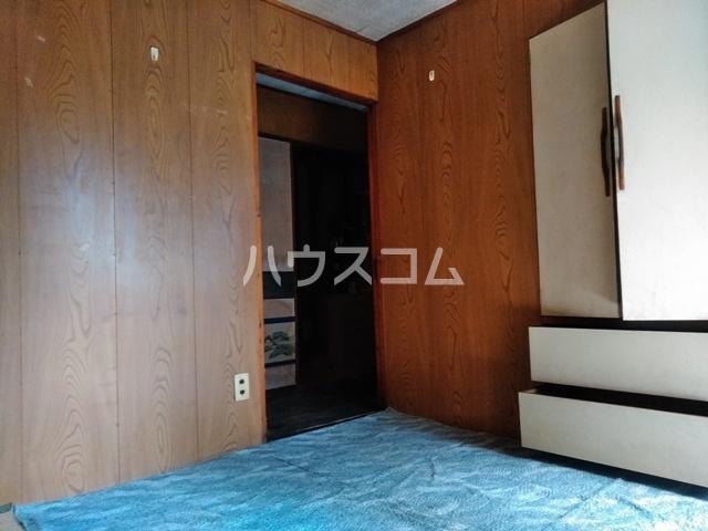 志茂ハイツ 12号室の収納