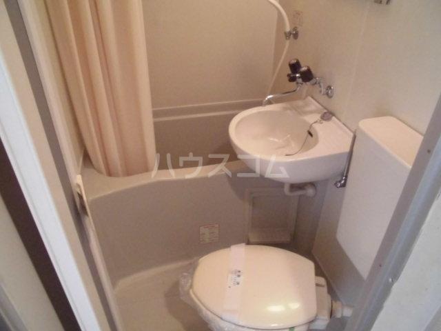 コスモ21梅坪Ⅱ 201号室の洗面所