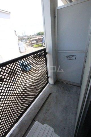 i-room丸山町 103号室のバルコニー