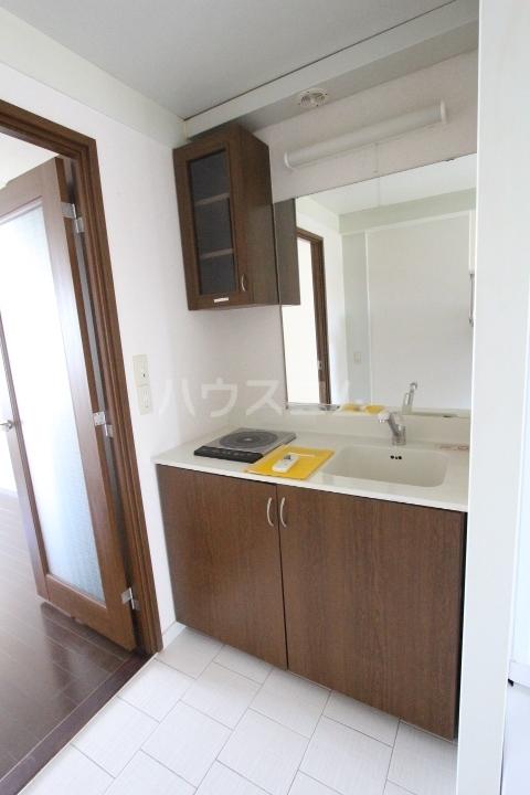 i-room丸山町 103号室のキッチン
