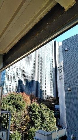 北川ハイツ 303号室の景色