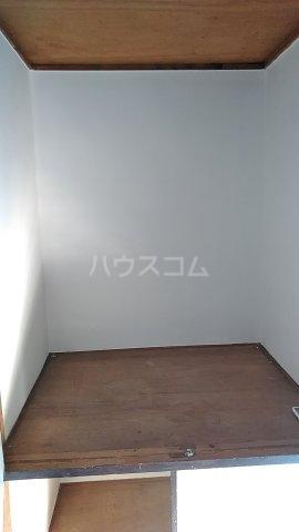 北川ハイツ 303号室の収納