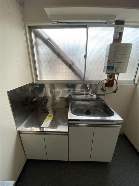 コーポ豊田 207号室のトイレ