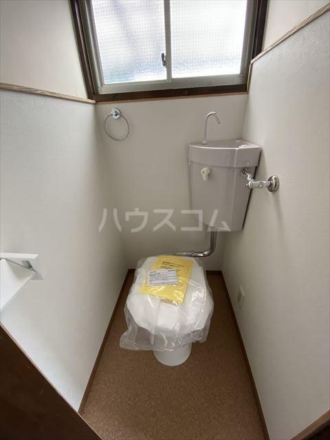 コーポ豊田 207号室のベッドルーム