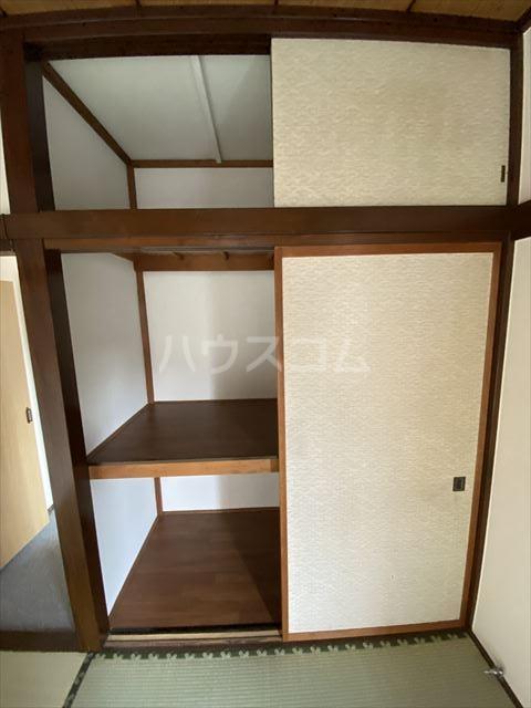 コーポ豊田 207号室の収納