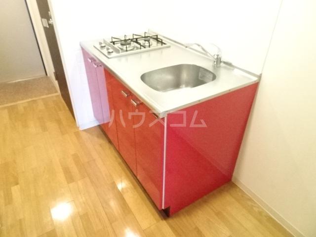 PARQUE HIMORI 206号室のキッチン