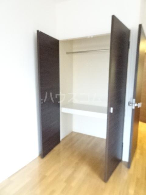PARQUE HIMORI 206号室の収納