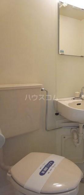ターキーズ田園調布第2 305号室のトイレ