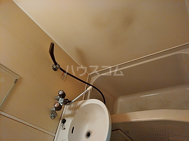 フリージア 204号室の風呂