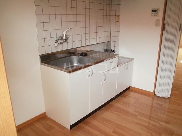 柿本ヒルズ 5号室のキッチン
