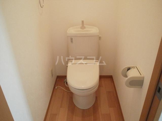 柿本ヒルズ 5号室のトイレ