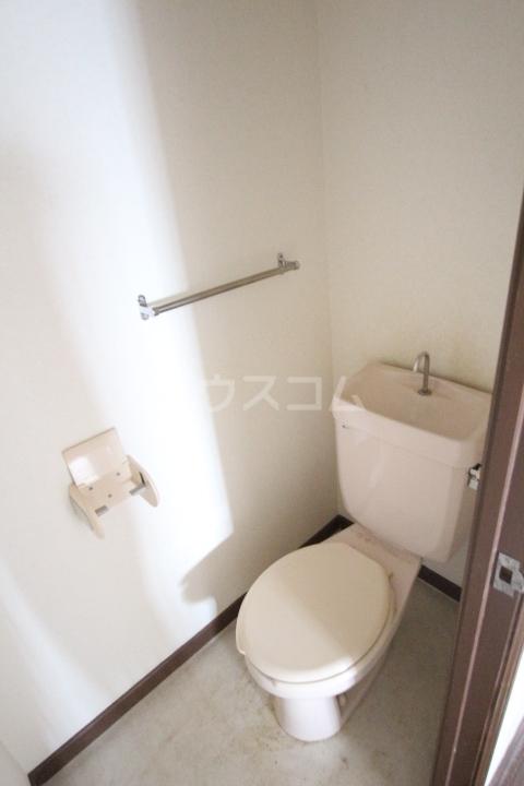シャーウッドMI 203号室のトイレ