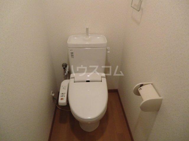 プレステージ千種 B502号室のトイレ