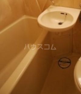 ライオンズマンション雪ケ谷 203号室の風呂