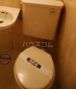 ライオンズマンション雪ケ谷 203号室のトイレ