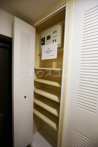 ライオンズマンション雪ケ谷 203号室の収納