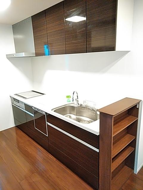 チェリーコートⅣ 301号室のキッチン