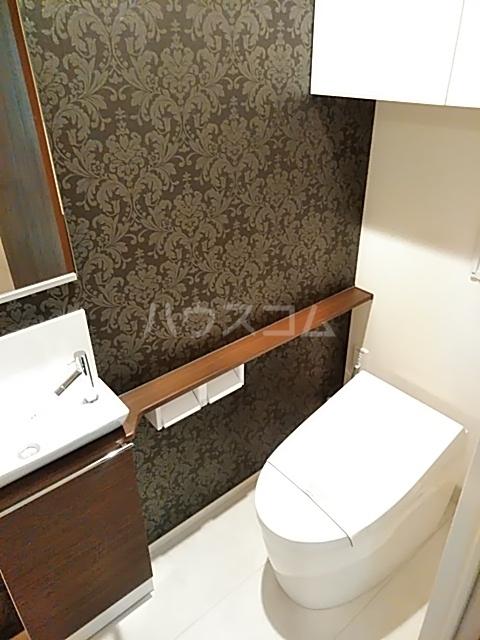 チェリーコートⅣ 301号室のトイレ