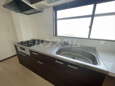 新井ビル 303号室のキッチン