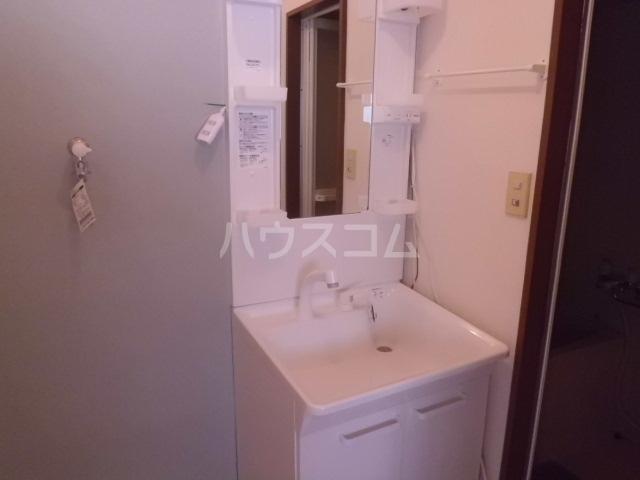 新井ビル 303号室の洗面所