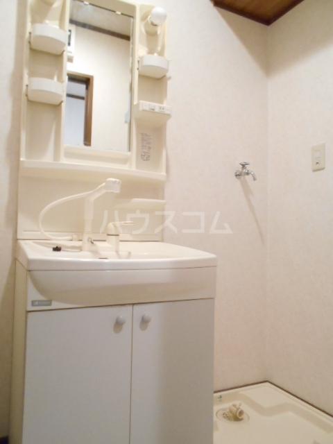 レオナルド・ダ・ヴィンチ 2C号室の洗面所