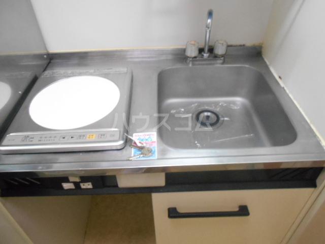 アクシス豊田 202号室のキッチン
